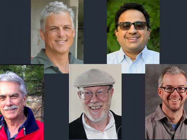 5 UCSB professors named as AAAS fellows 2018