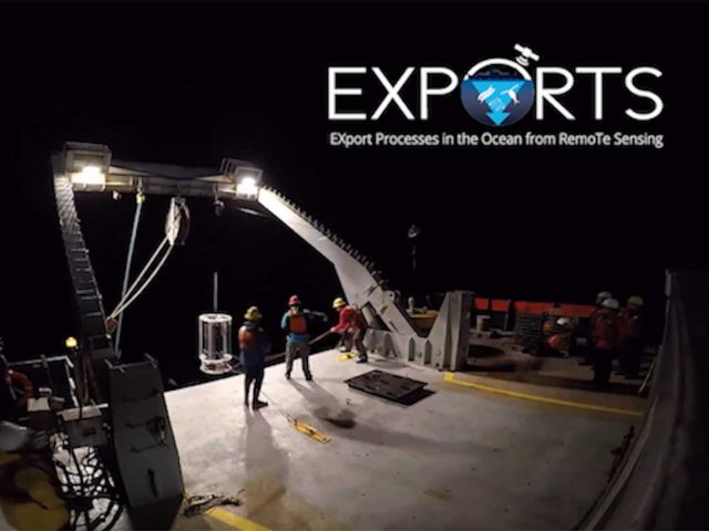 UH Sea Grant videos highlight the EXPORTS campaign!